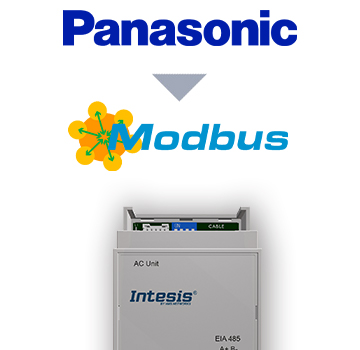 Panasonic Etherea AC units to BACnet IP/MSTP Interface